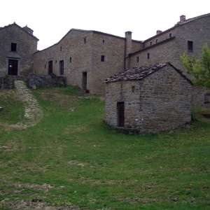 The Gamogna Hermitage (Marradi)