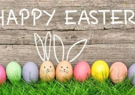 HAPPY EASTER2019